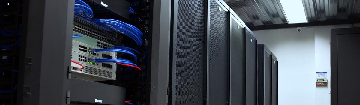 Data center de Genesis Data