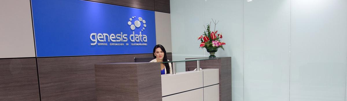 Soporte de telecomunicaciones en Genesis Data