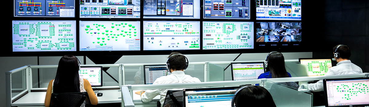 Centro de Monitoreo de Genesis Data