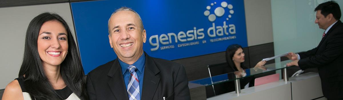 Servicios TI de Genesis Data