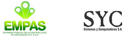 Logo Empas y Syc