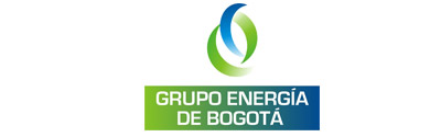 Logo Energía de Bogotá
