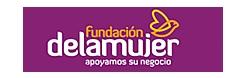 Logo Fundacion Delamujer