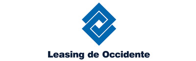 Logo Leasing de Occidente